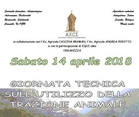 Giornata tecnica sull 39 utilizzo della trazione animale in - Lettere stampabili di medie dimensioni ...