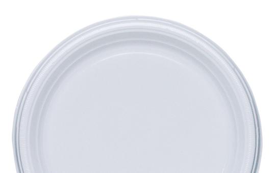 I piatti di plastica si riciclano? - Terra Nuova