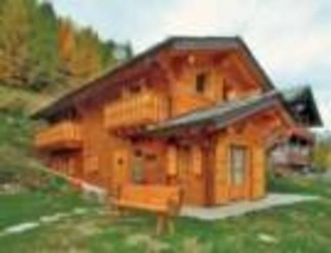 Case In Tronchi Di Legno Trentino : La casa in legno terra nuova