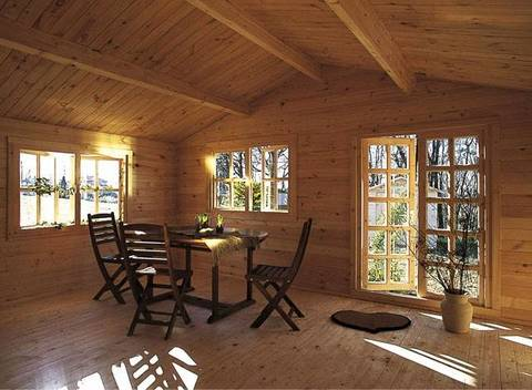 Casa di legno s grazie terra nuova - Casa in legno economica ...