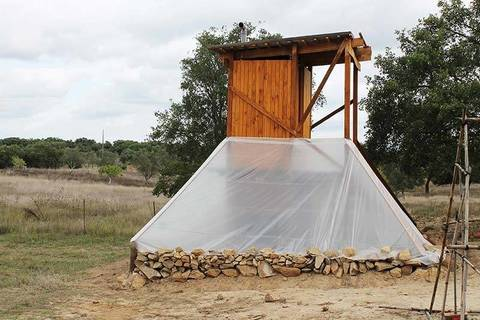 Come costruire un bagno a secco terra nuova - Costruire bagno ...