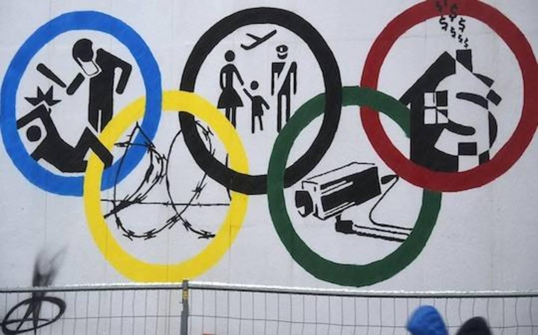 Risultati immagini per No alle Olimpiadi immagini