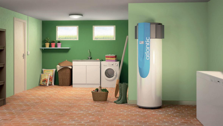 Scaldabagno elettrico e pompe di calore terra nuova - Scalda bagno elettrico ...