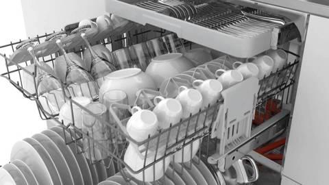 come pulire la lavastoviglie naturalmente - terra nuova
