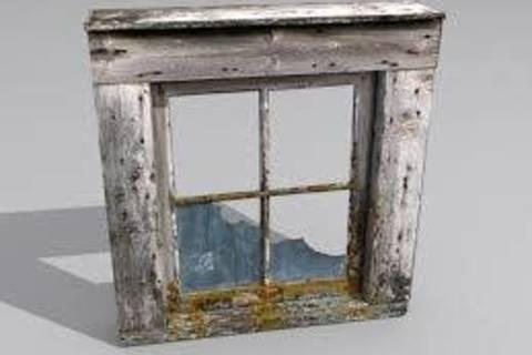 Credenza Fai Da Te : Da vecchia finestra a credenza terra nuova