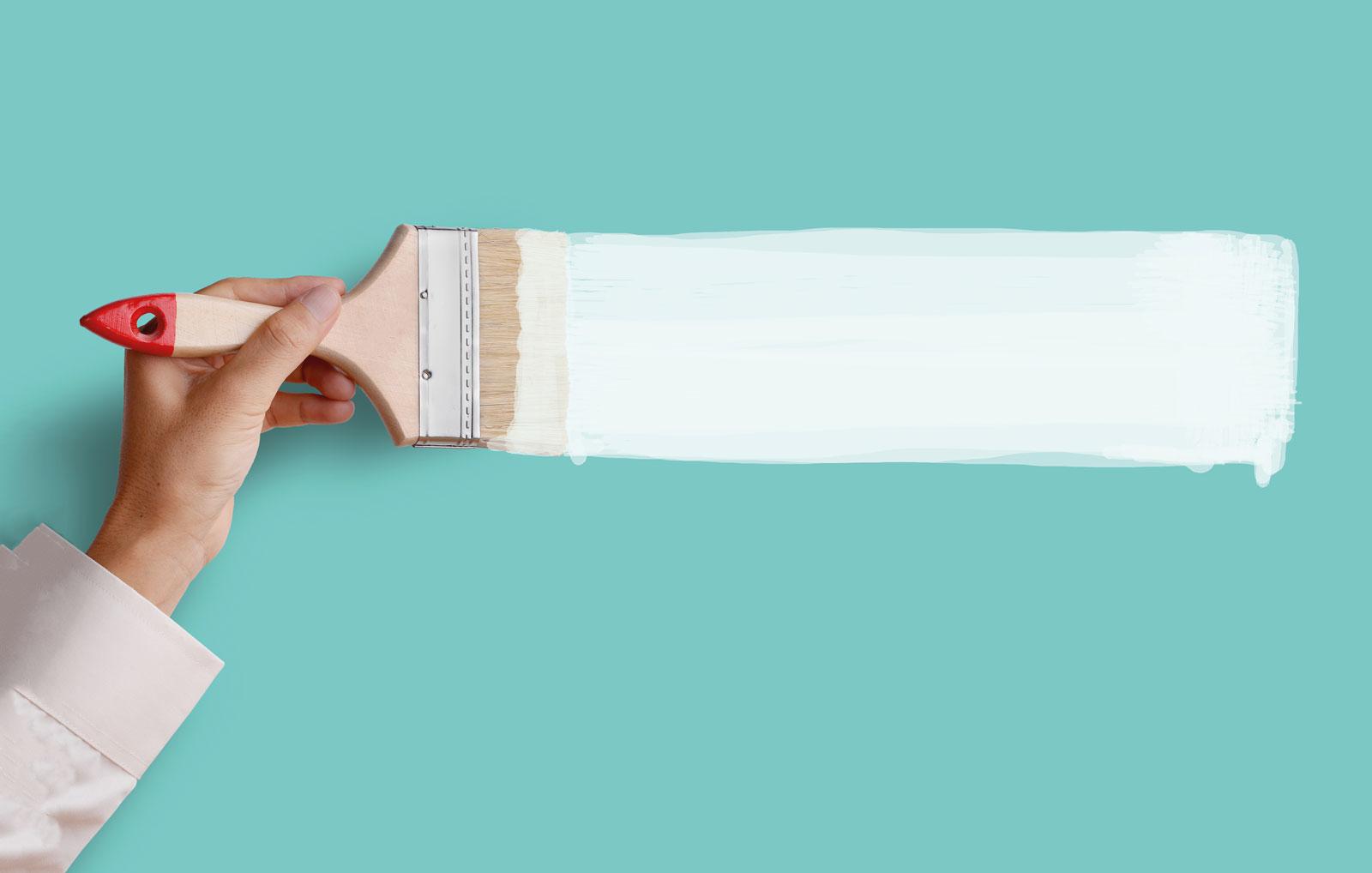 Pareti di casa l ora di pitturare terra nuova for Pitturare esterno casa fai da te