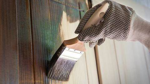 Fare in casa un olio per legno ricetta e applicazione terra nuova - Tornio per legno fatto in casa ...