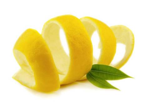 Scorza Di Limone Essiccata Terra Nuova