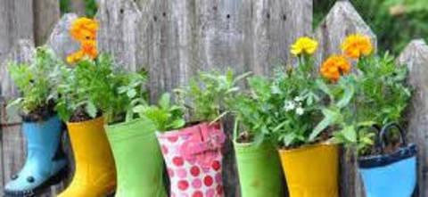 Vasi fai da te per l 39 orto e il giardino terra nuova - Sacchi di terra per giardino ...