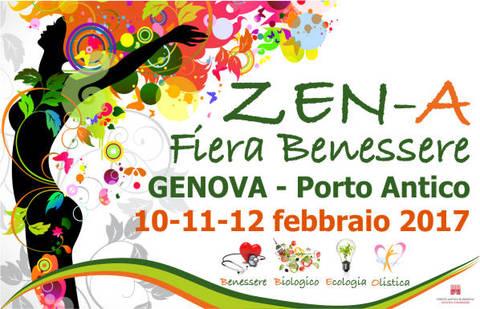 Risultati immagini per zena fiera benessere genova 2017