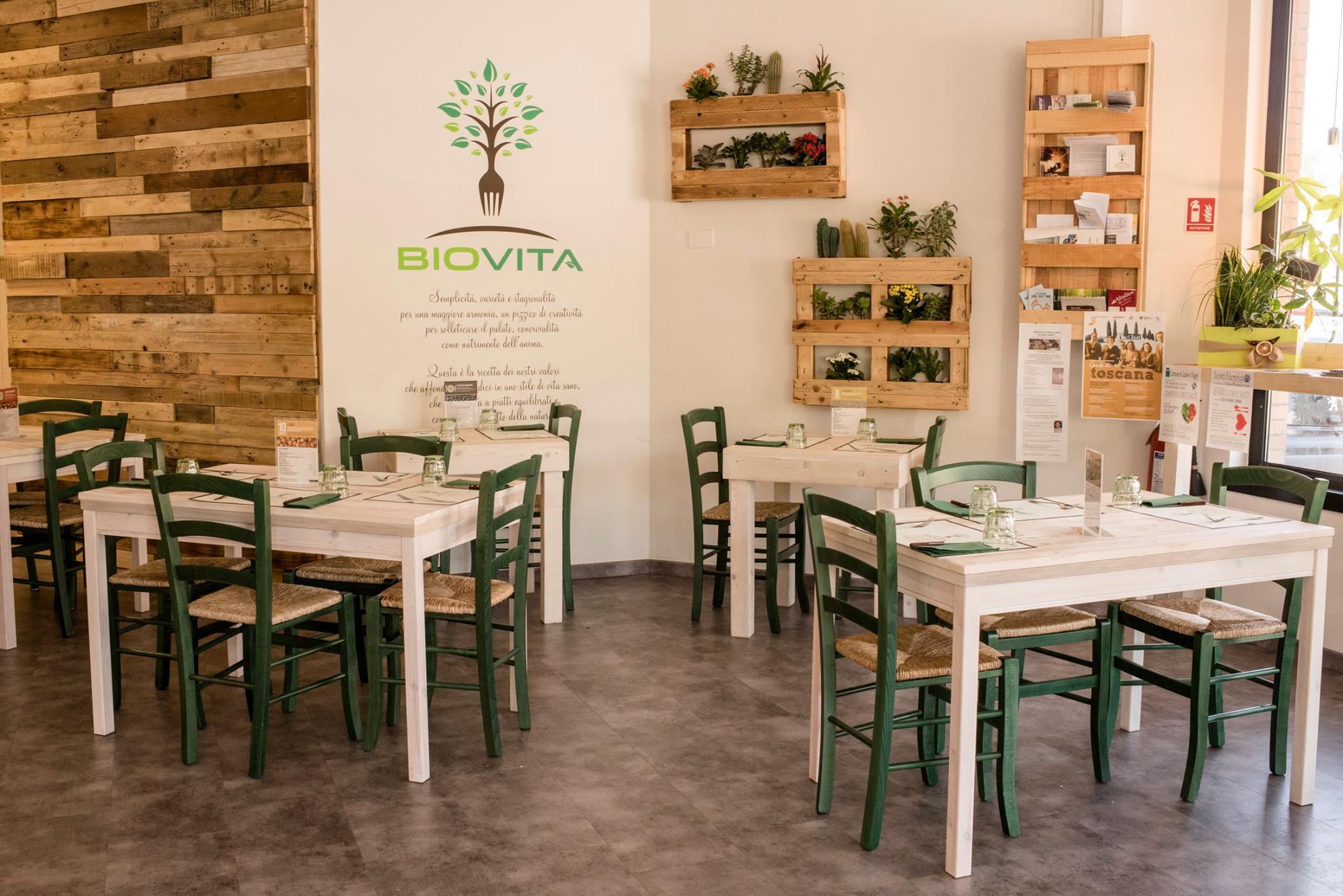 Biovita: il ristorante bio market che fa corsi di cucina - Terra Nuova