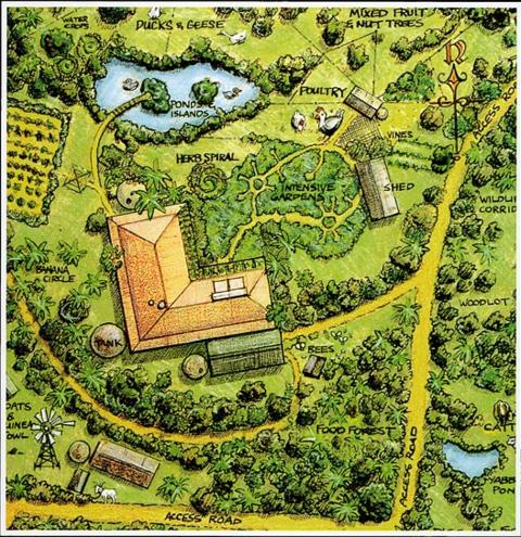Che cos 39 la permacultura terra nuova for Puoi ottenere un prestito per la terra
