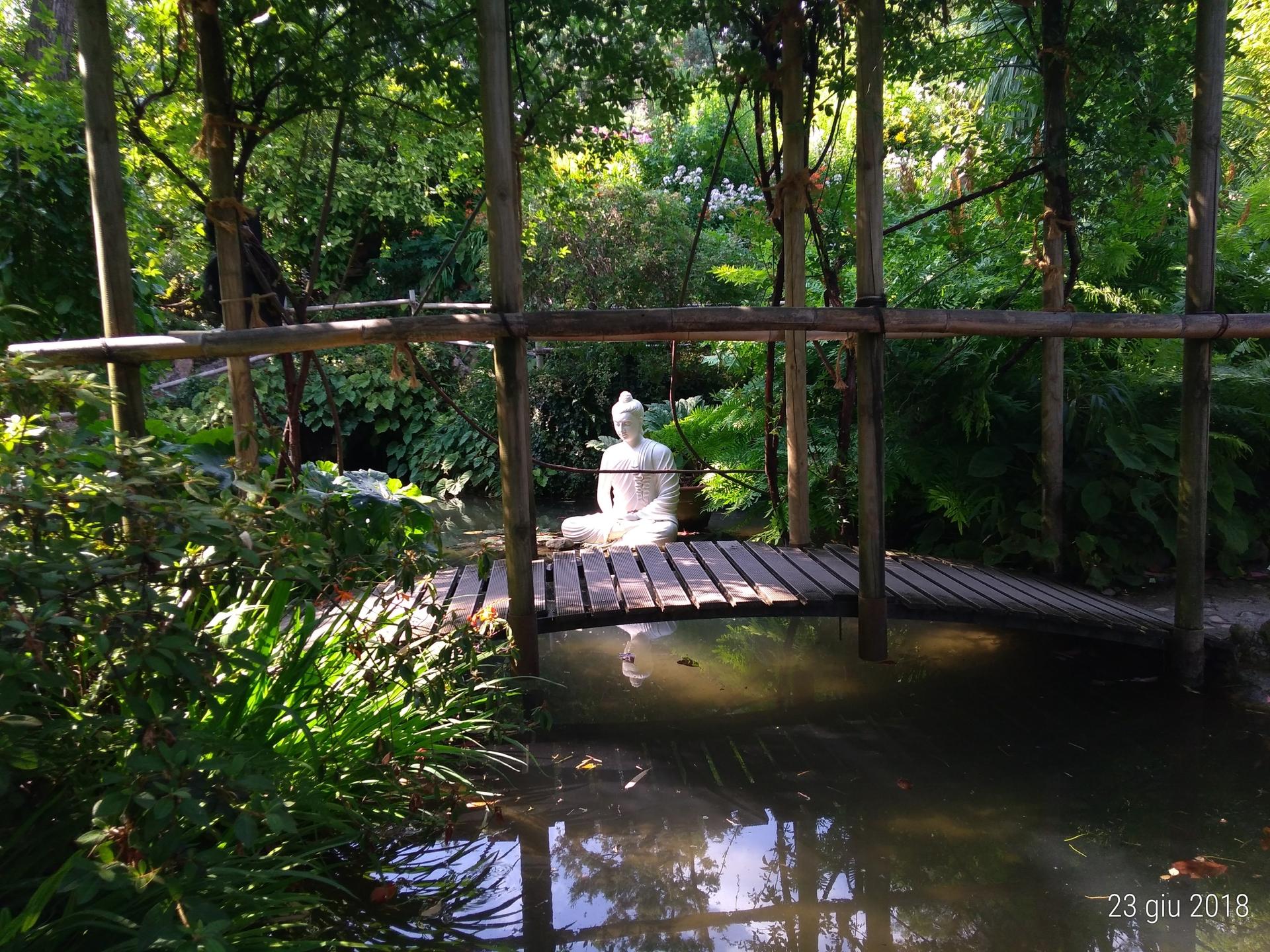Giardino Zen Lago Di Garda : Il quot giardino dell eden a due passi dal lago di garda