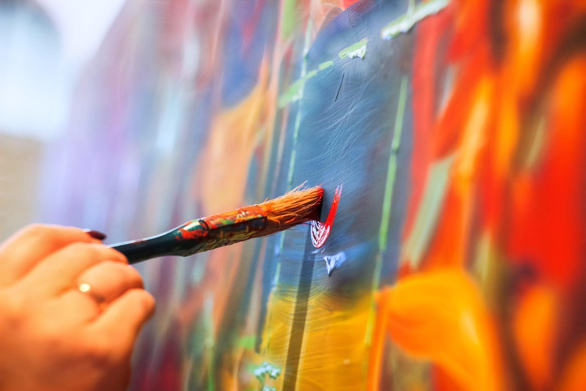 L Arte Come Terapia Un Approccio Che Fa Bene A Mente Anima E Corpo Terra Nuova