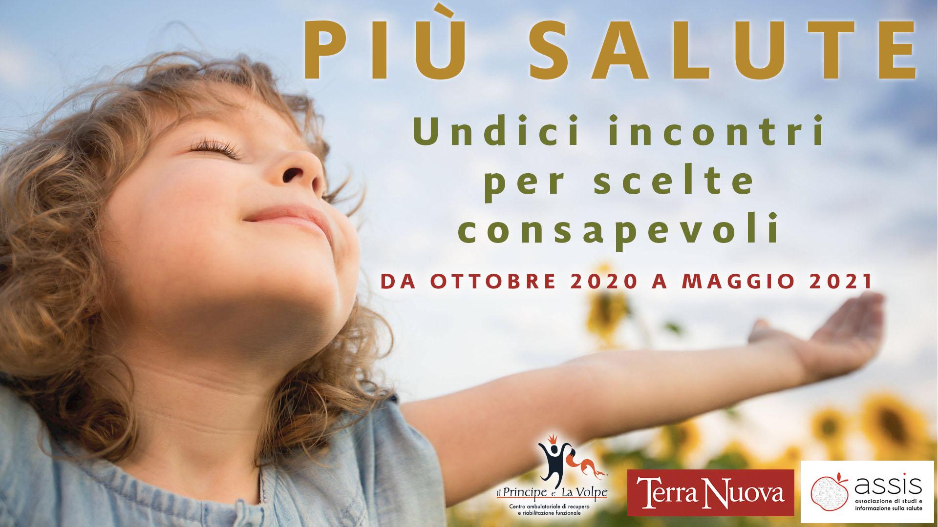 Piusalute Undici Incontri Per Scelte Consapevoli Terra Nuova