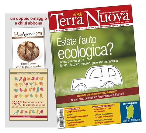 In regalo a chi si abbona a terra nuova la bioagenda 2015 for Regalo a chi