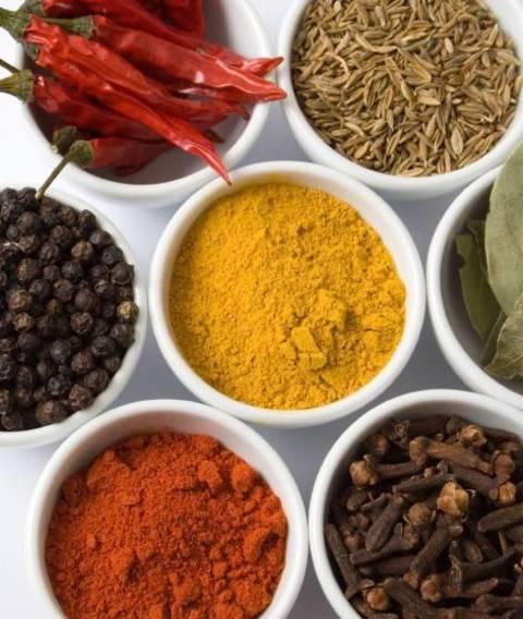 Le spezie in cucina usi e propriet terra nuova - Le spezie in cucina ...