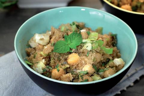 Come preparare quinoa amaranto e grano saraceno terra nuova